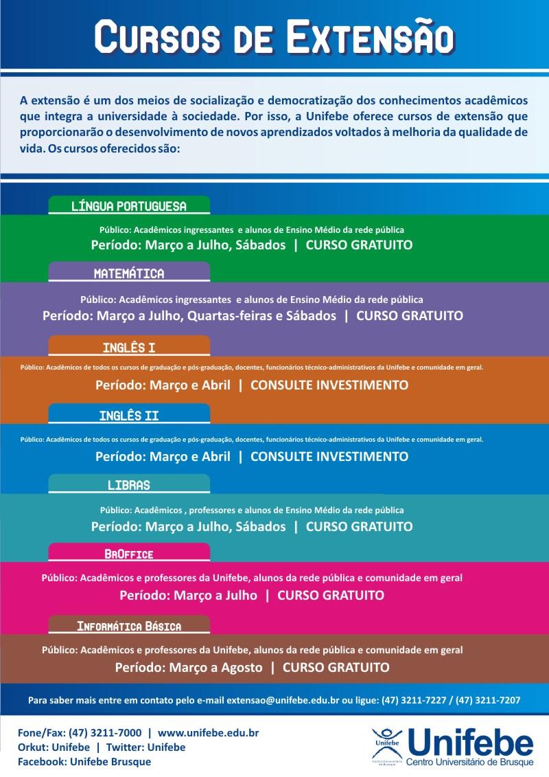 Participe da Revista da UNIFEBE