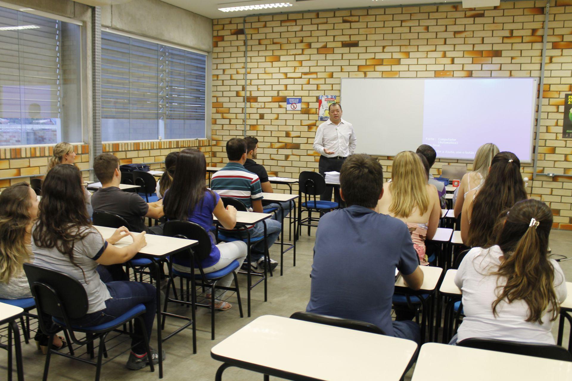 Inscrições abertas para pós-graduação em diversas áreas do conhecimento