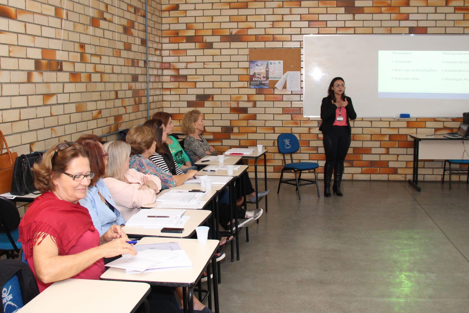 Vida Ativa inicia 26ª turma com aulas voltadas à melhor idade