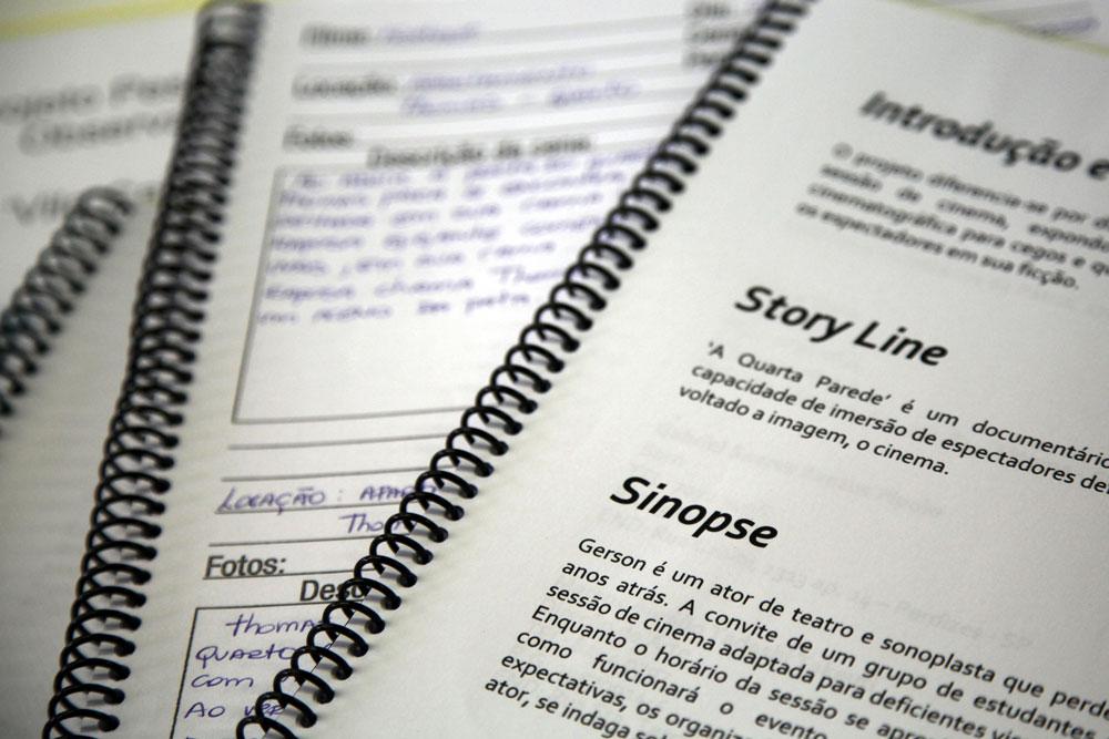 Acadêmicos de Publicidade apresentam projetos para web-série