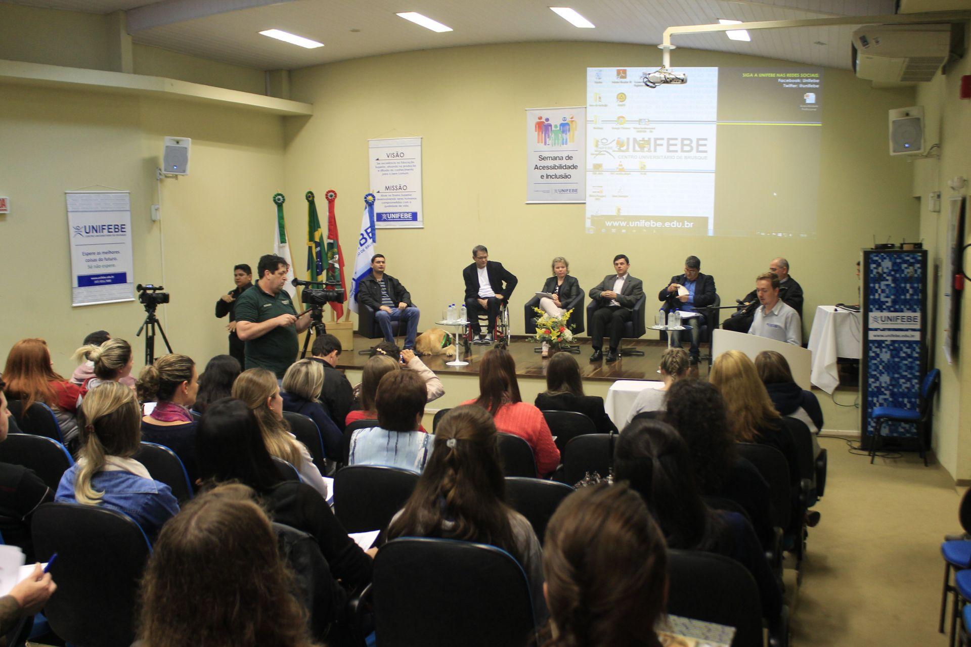 UNIFEBE realiza II Semana de Acessibilidade e Inclusão