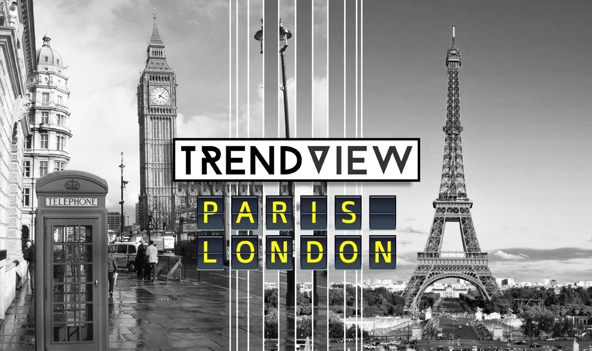 """Design de Moda lança viagem internacional """"Trend View"""""""