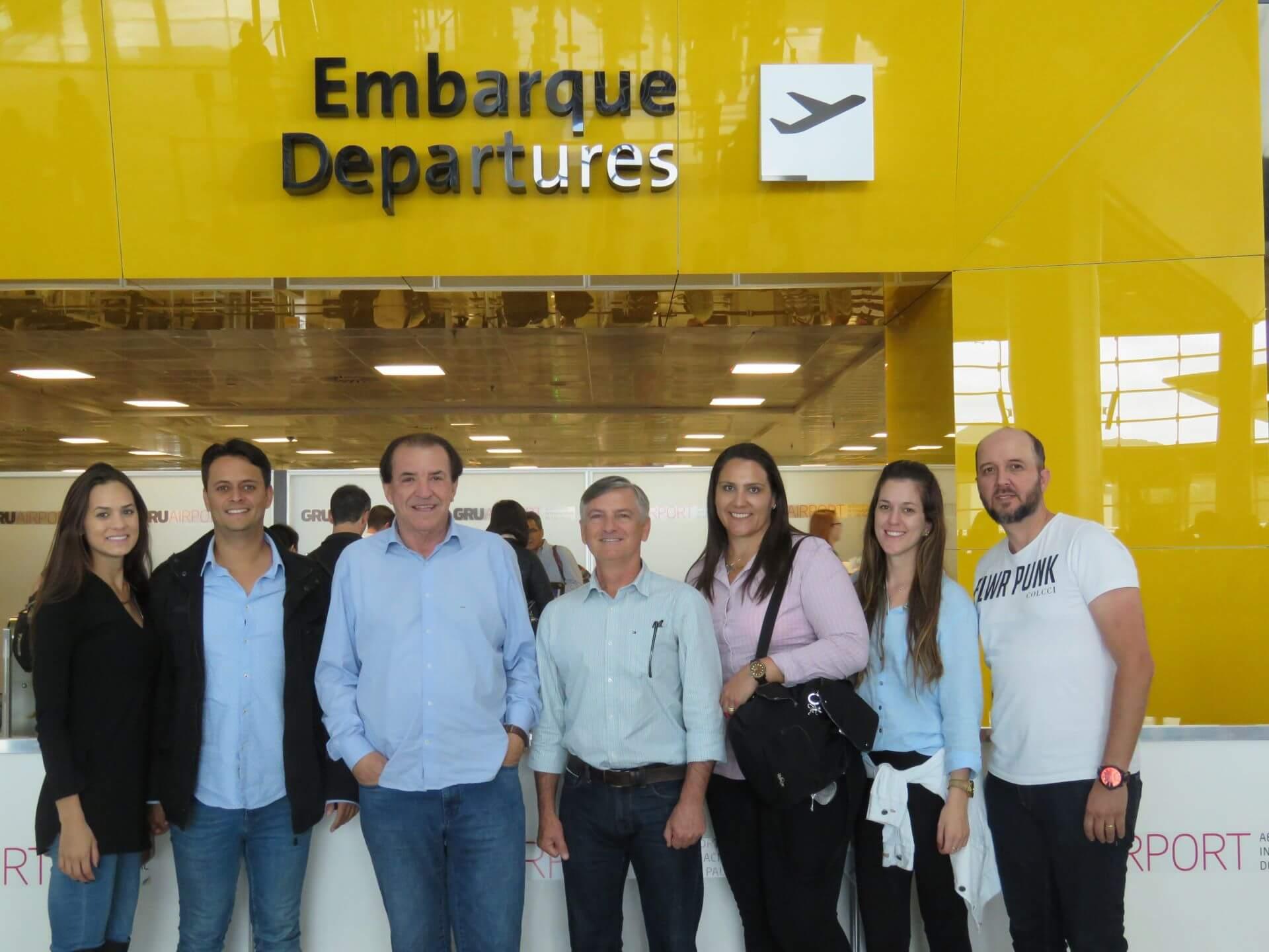 Comitiva de Brusque participa de workshop internacional na Alemanha