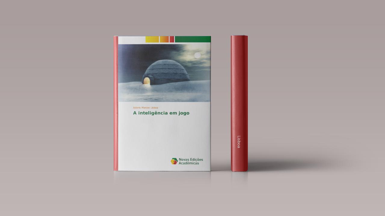 """Professor de Educação Física lança livro """"A Inteligência em jogo"""""""