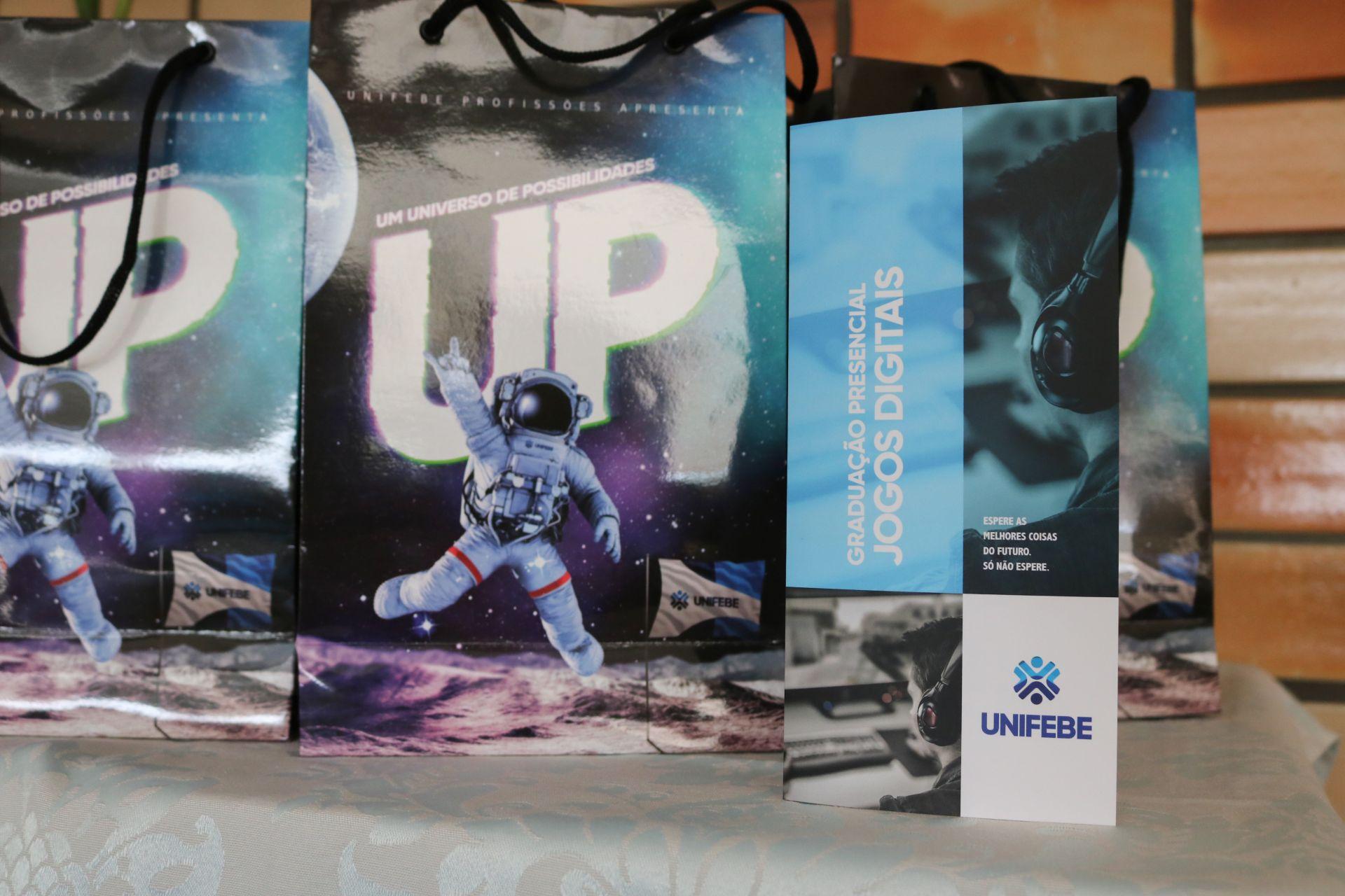 UNIFEBE lança curso de graduação presencial de Jogos Digitais
