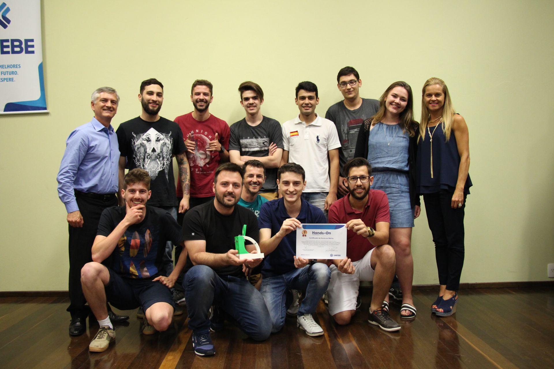 Hall da fama do Desafio Hands-On ganha novos vencedores