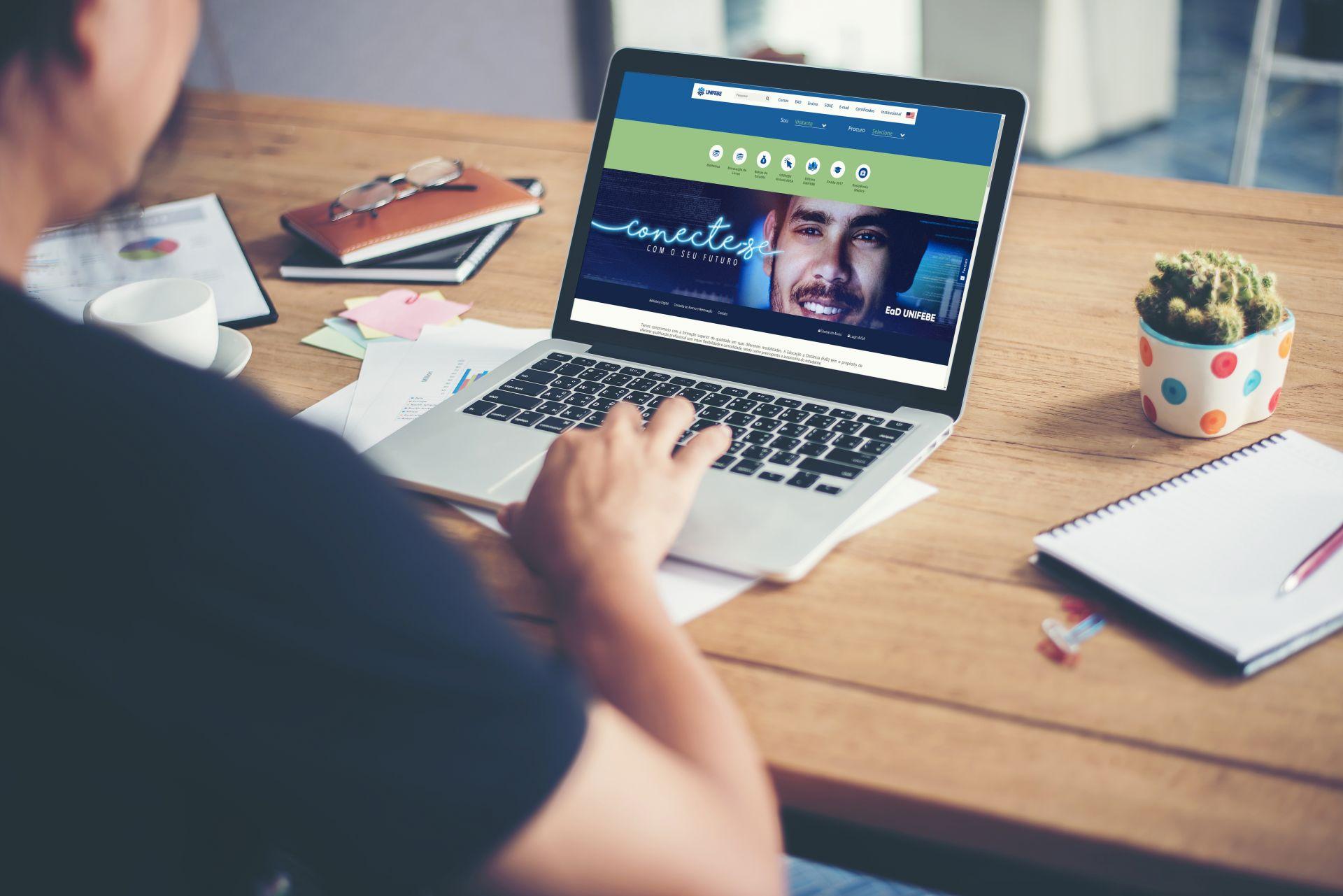 UNIFEBE está com inscrições abertas para novos cursos a distância