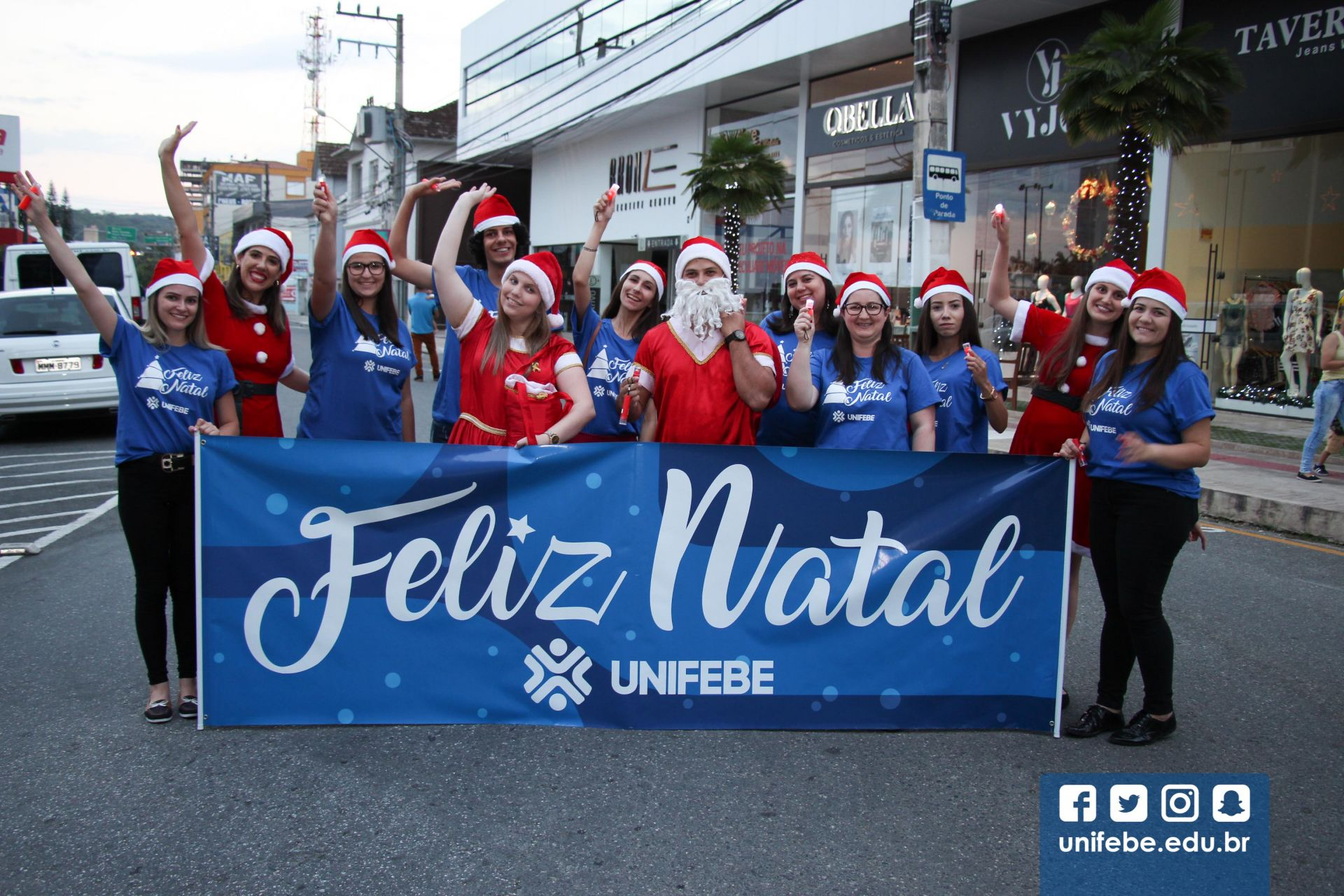 Desfile de Natal – Brusque