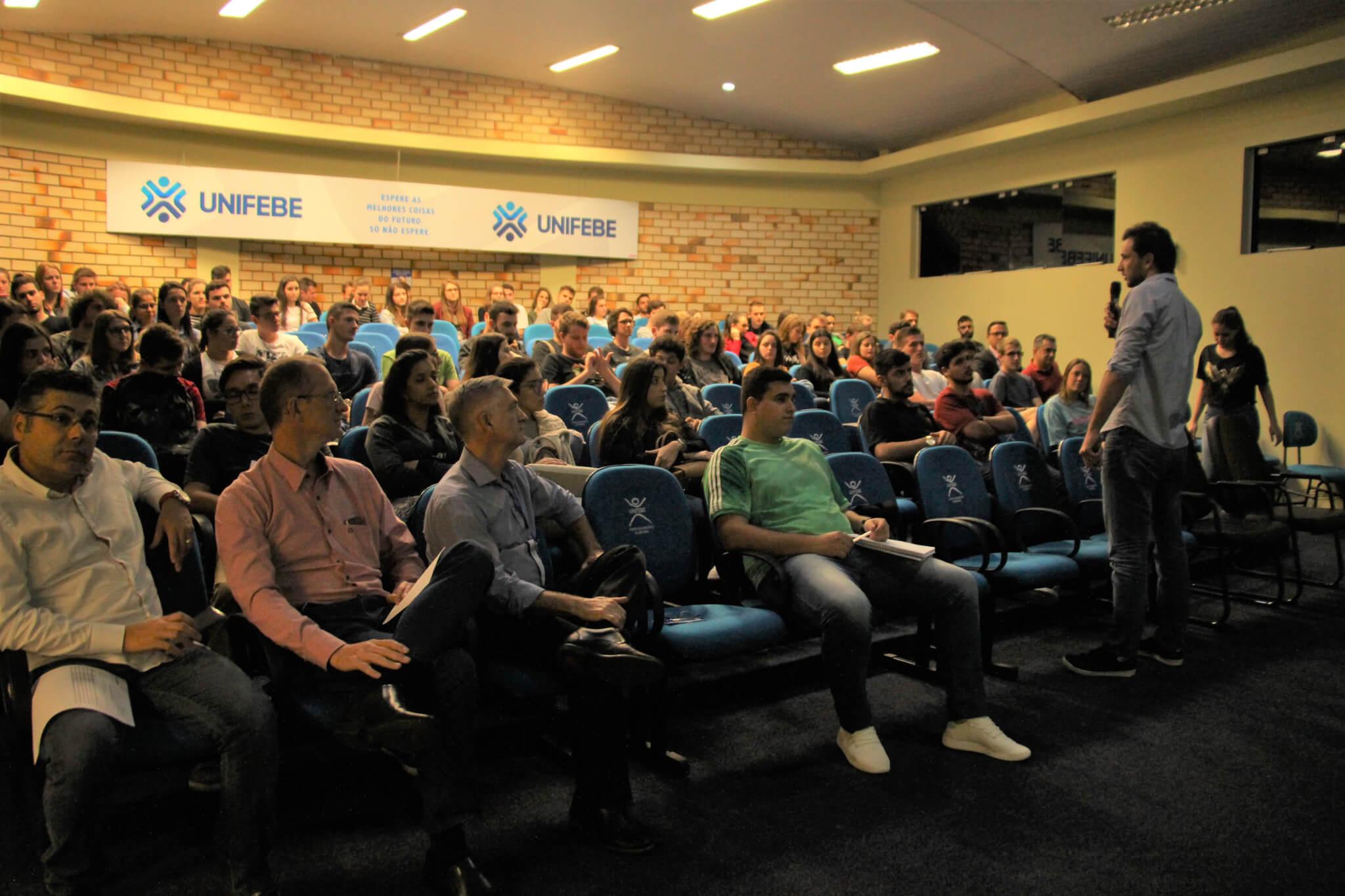 22ª Semana Acadêmica de Administração debate estratégias e inovação para o empreendedorismo