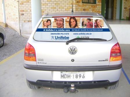 Carro Campanha