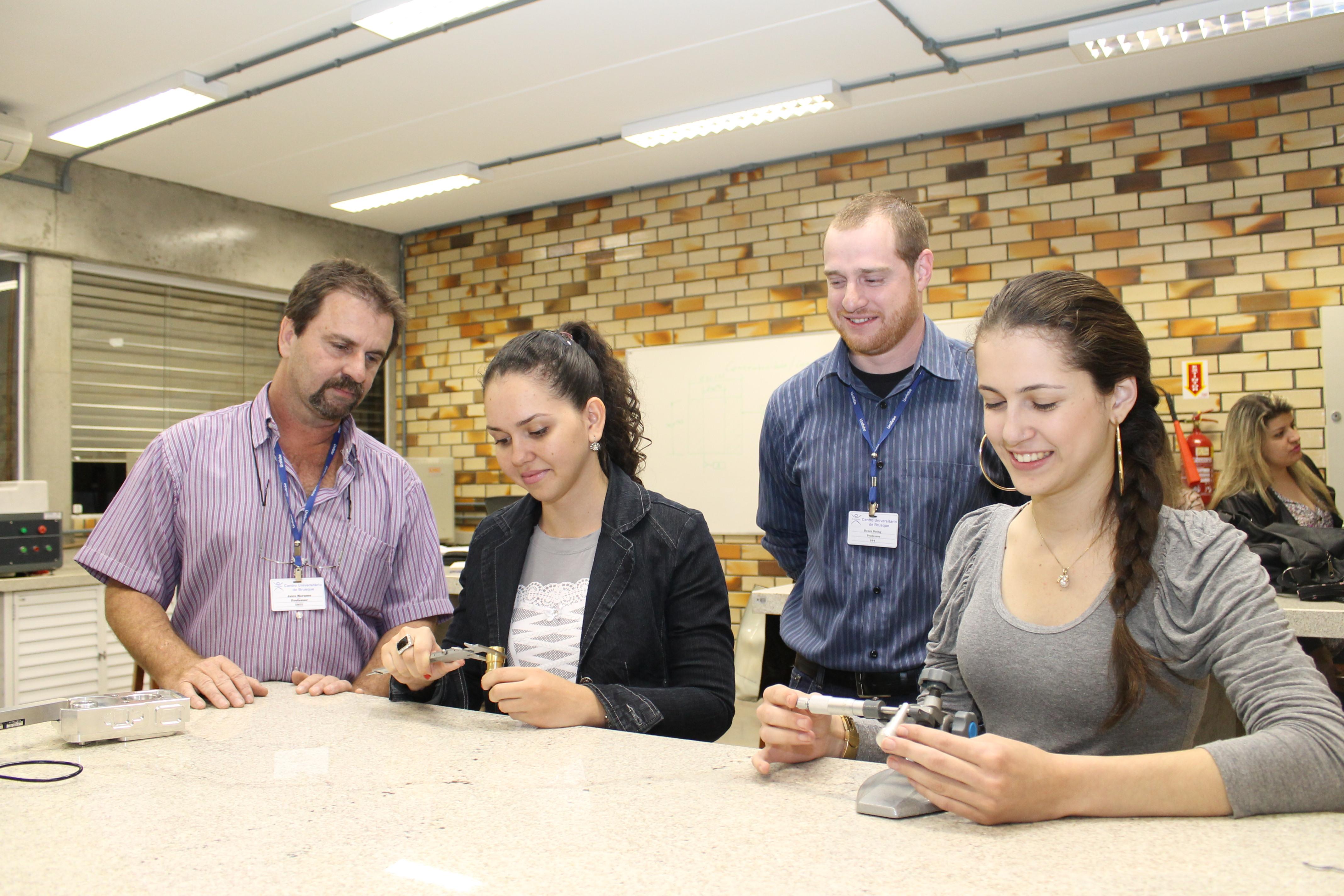 Curso de Engenharia de Produção da UNIFEBE está entre os melhores do Estado