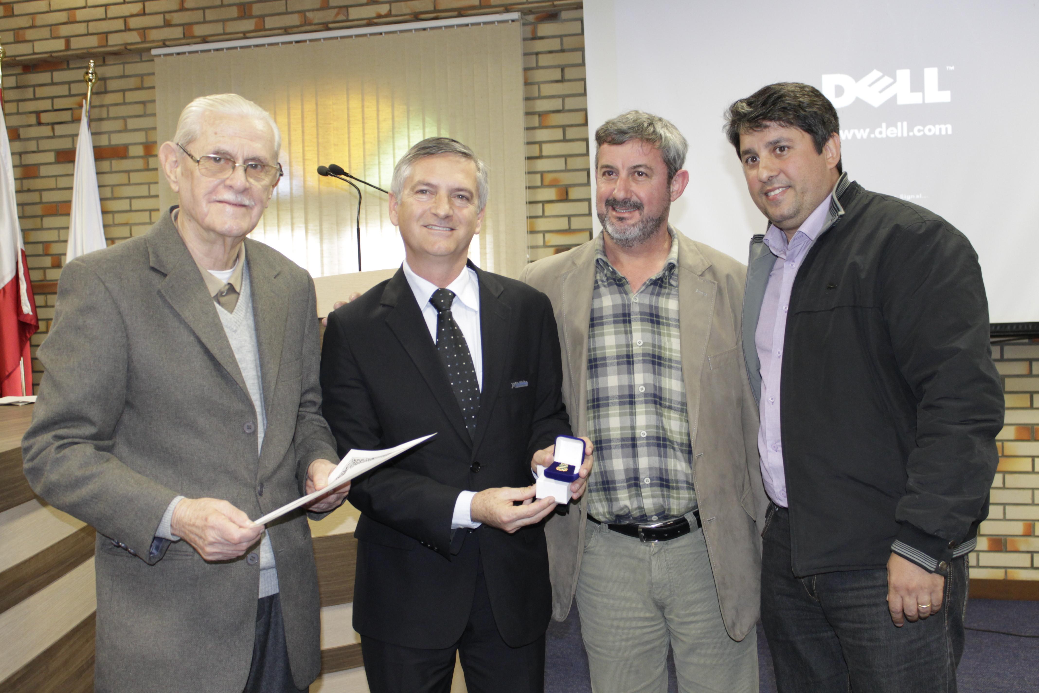 UNIFEBE recebe homenagem na Câmara de Vereadores
