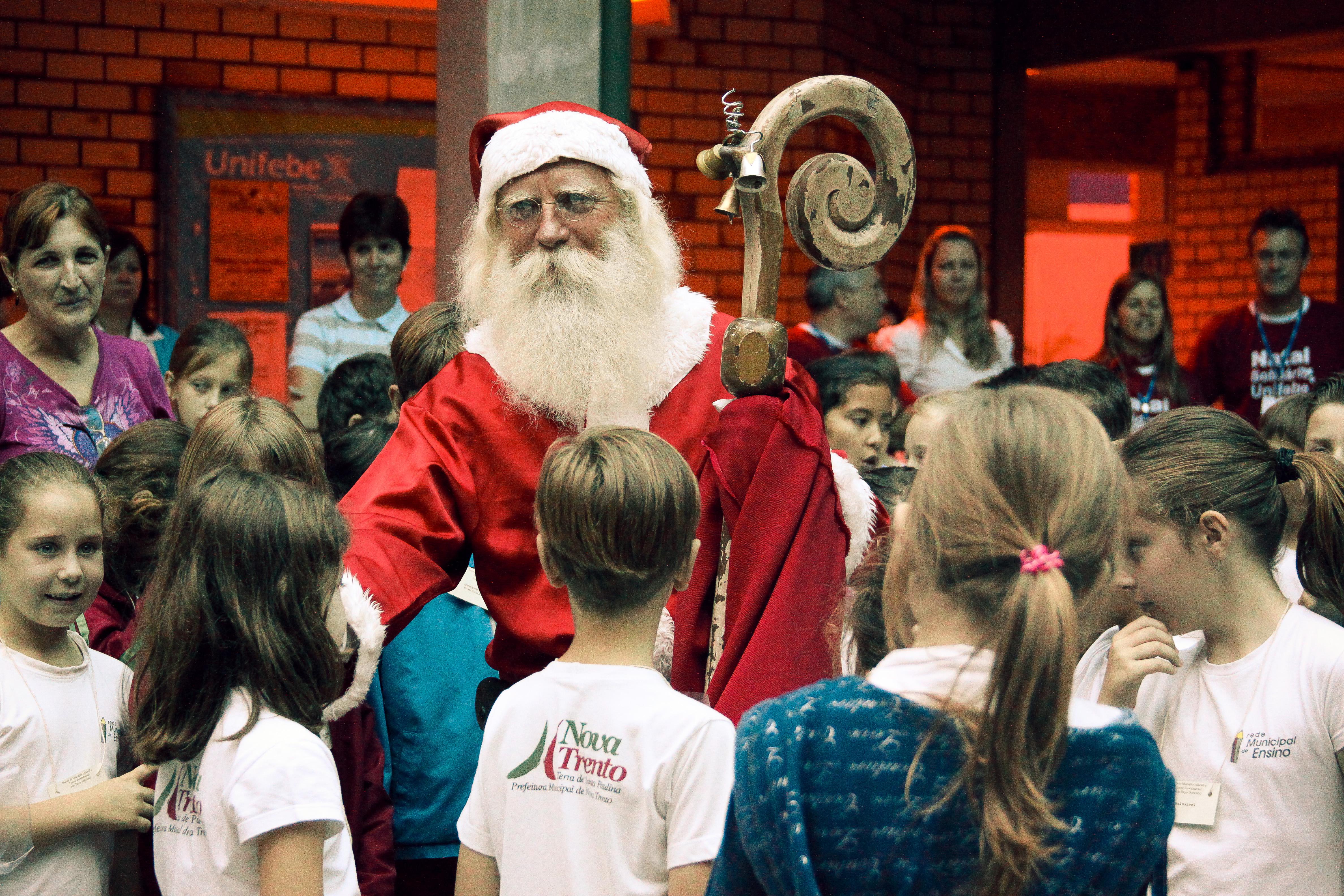 Participe da campanha Natal Solidário Unifebe