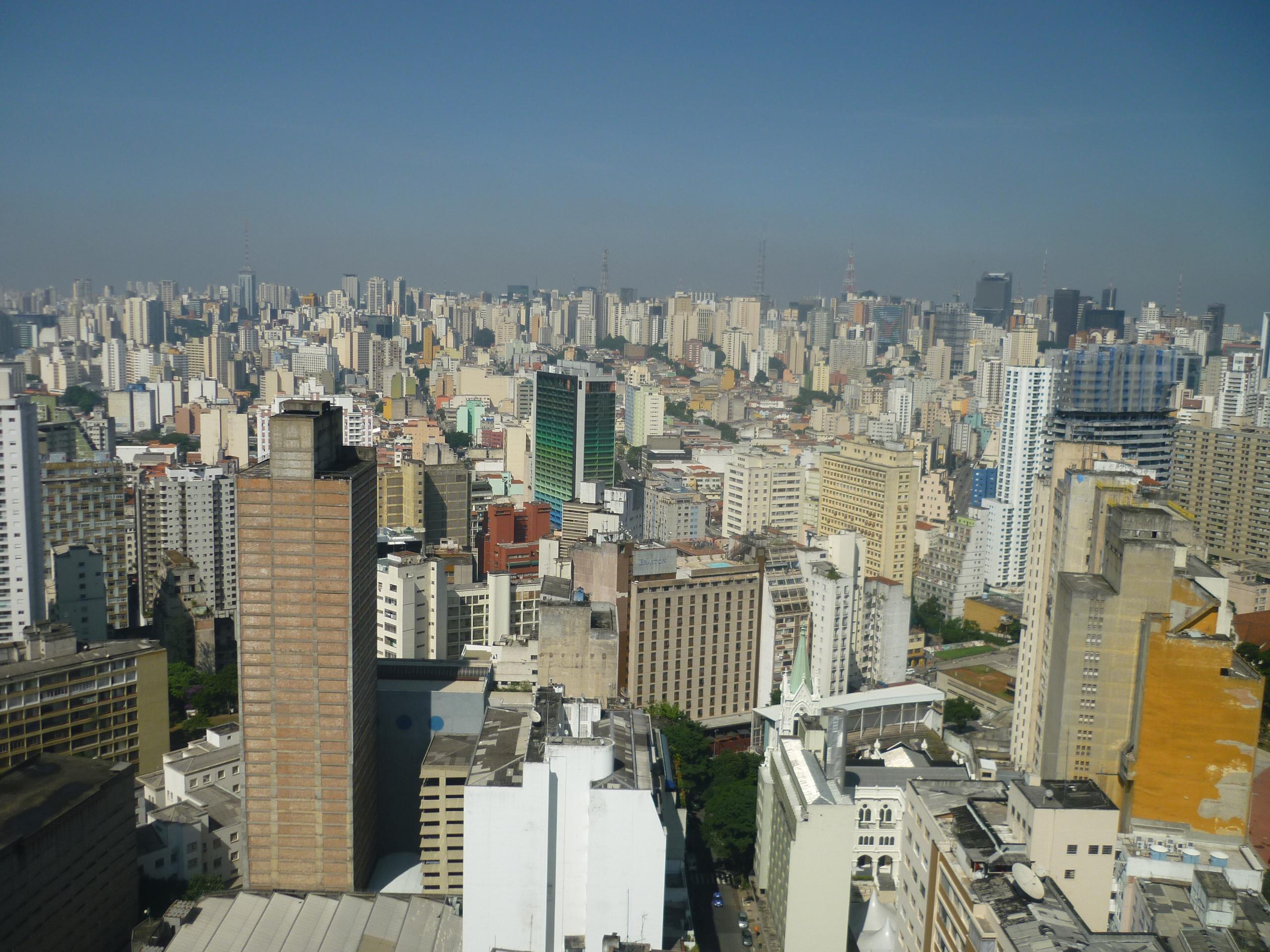Curso de Arquitetura e Urbanismo realiza viagem de estudos a São Paulo