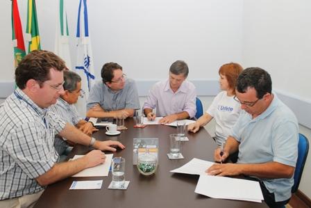 UNIFEBE renova patrocínio com o vôlei de Nova Trento