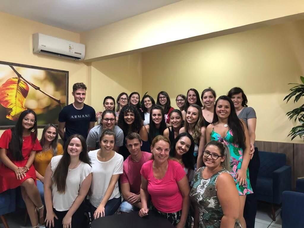Alunos visitam clínica de Psicologia referência em Santa Catarina