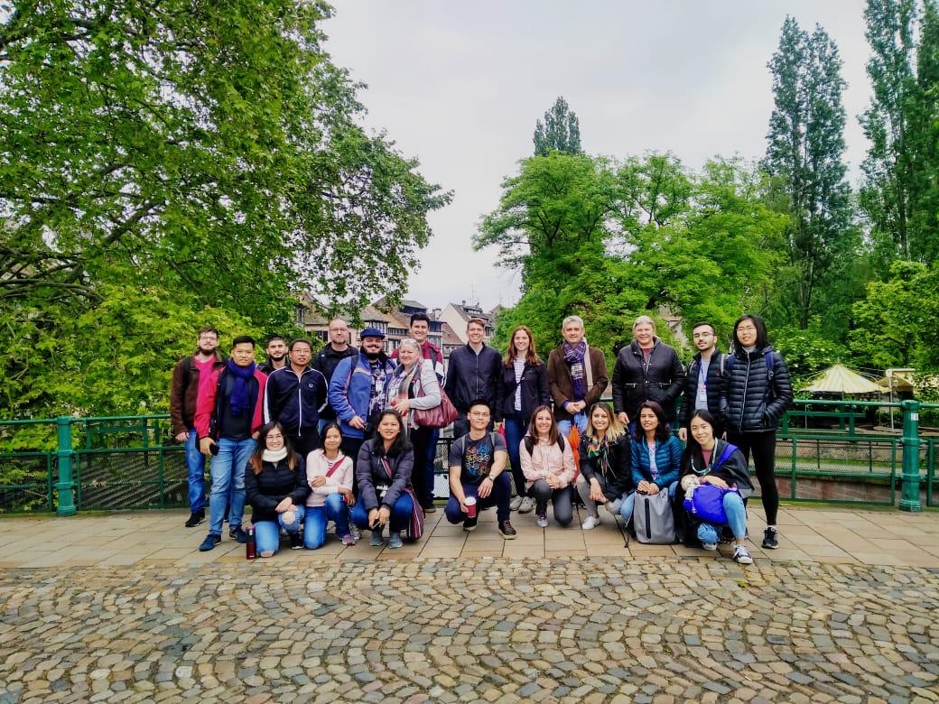 Acadêmicos da UNIFEBE participam de Workshop de Mobilidade na Alemanha