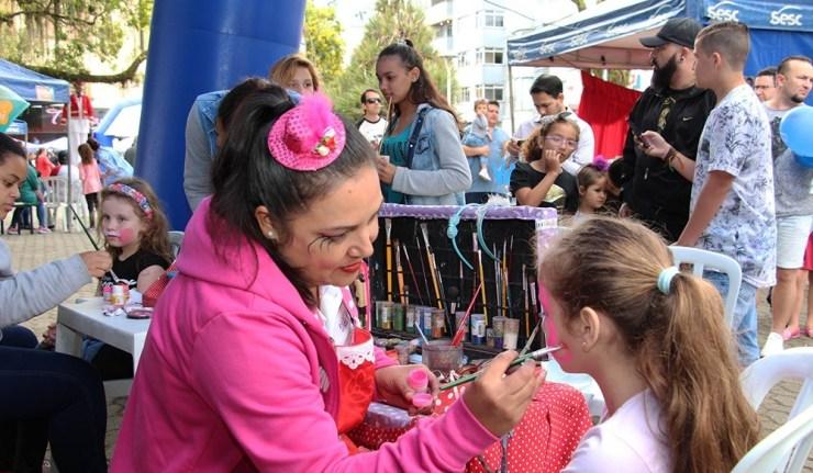Alunos podem ser voluntários em evento e receber horas complementares