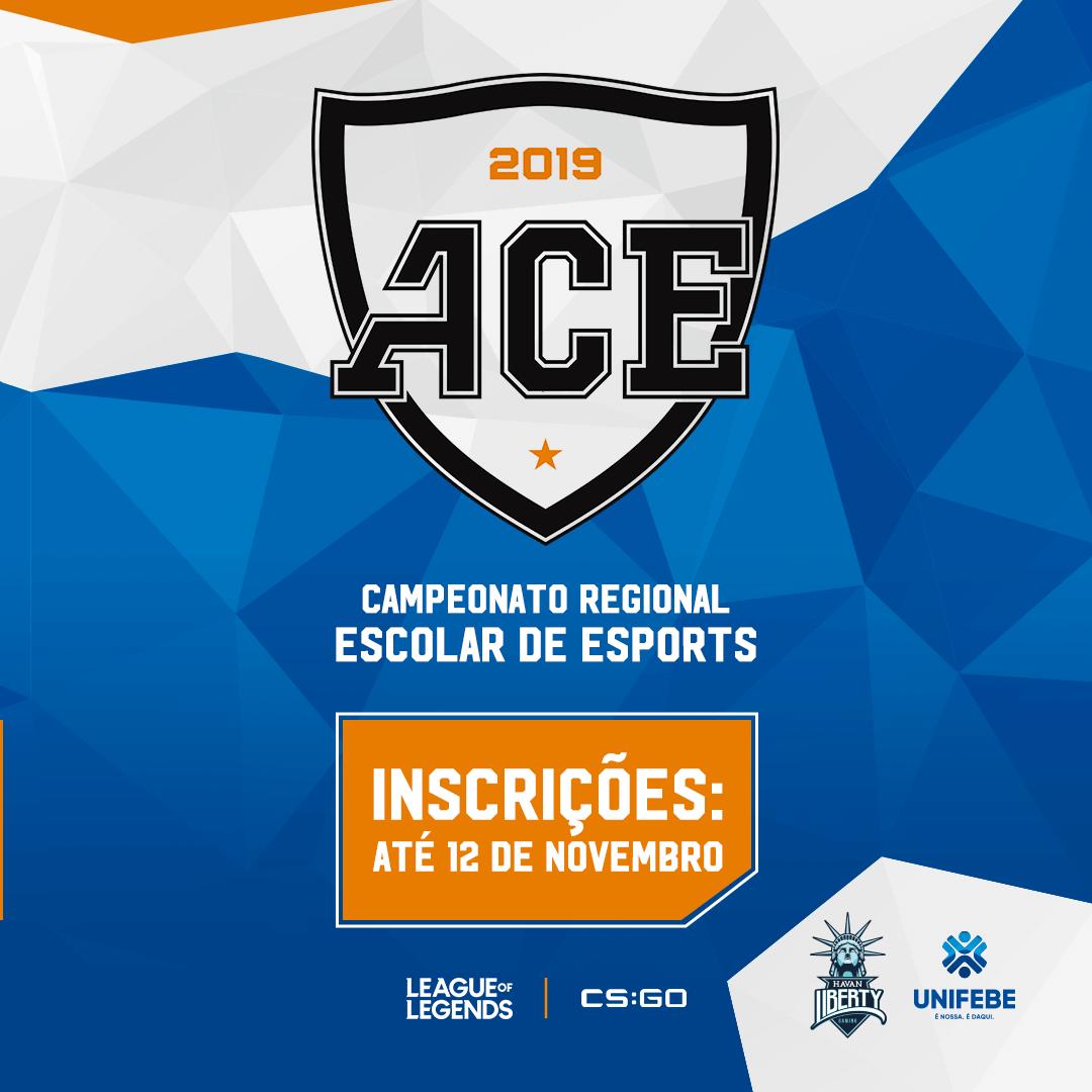 Campeonato Regional Escolar de eSports começa sábado (30) na UNIFEBE
