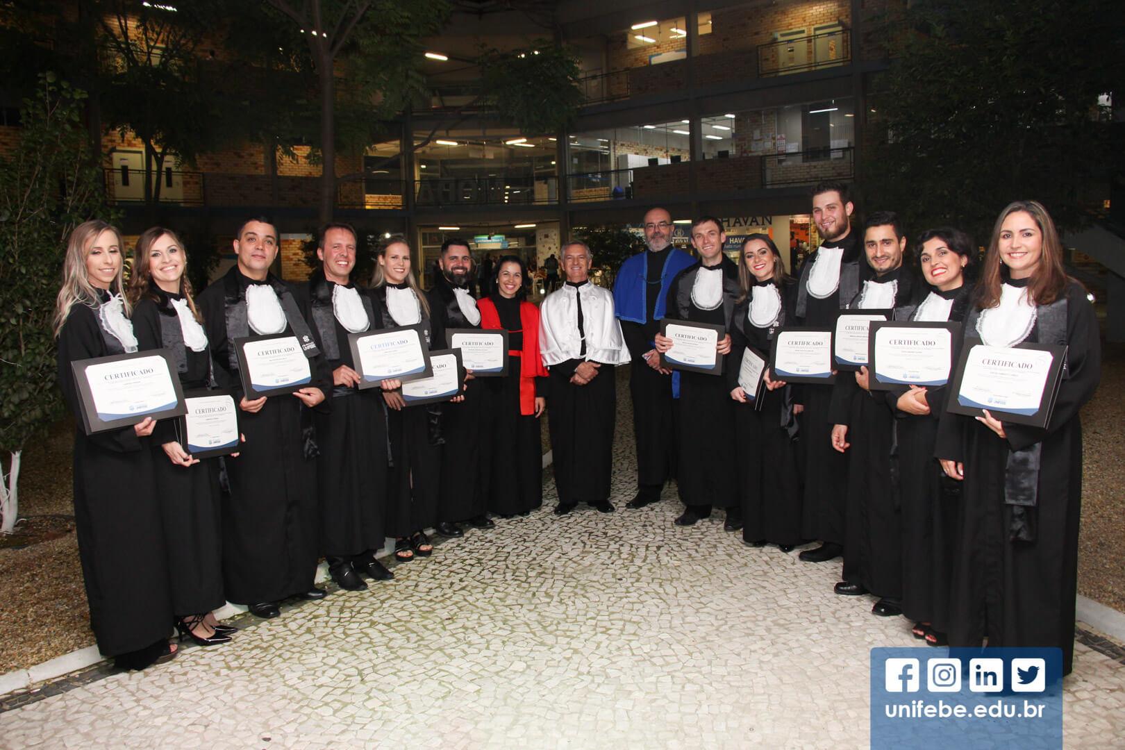 Certificação – MBA em Gestão da Cadeia Têxtil