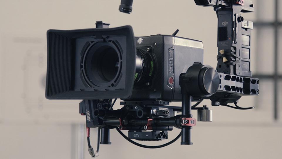 Landing Page Desktop Cinema e Audiovisual-