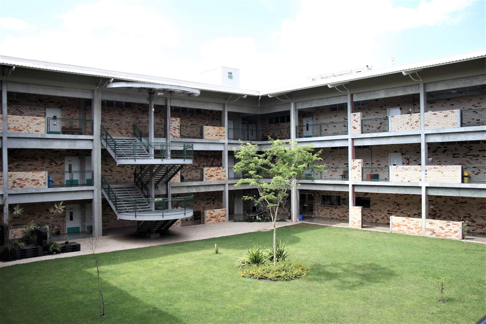 Infraestrura Colégio Universitário 1