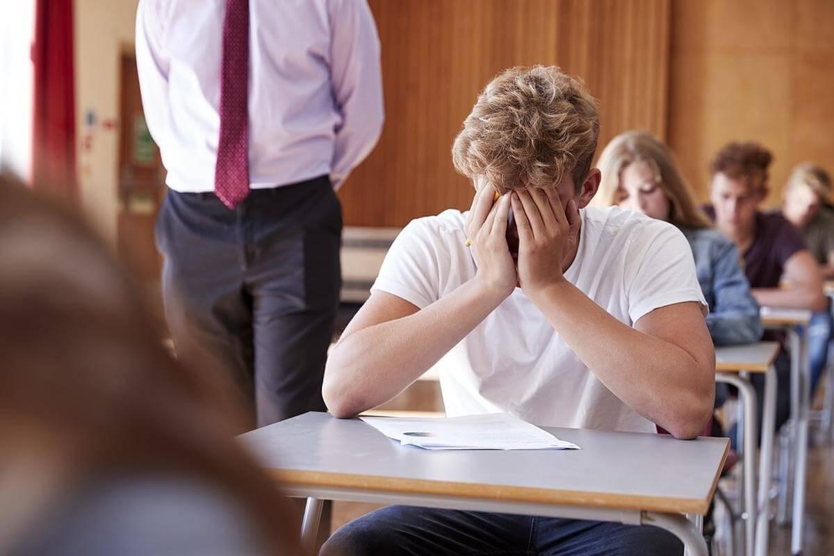 Como controlar a ansiedade antes de uma prova importante?