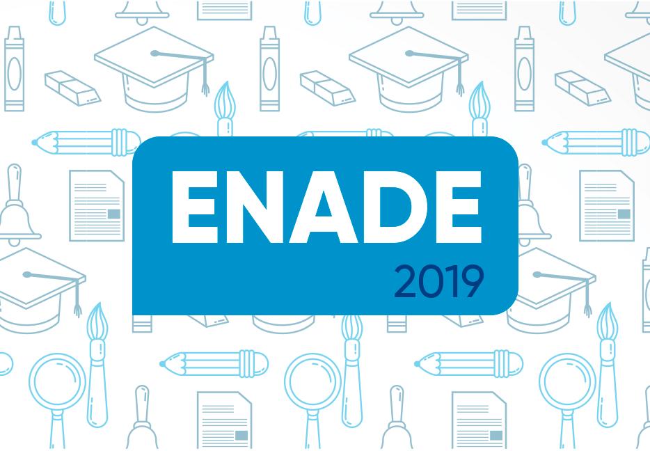 Confira a lista de acadêmicos inscritos para participar do Enade 2019