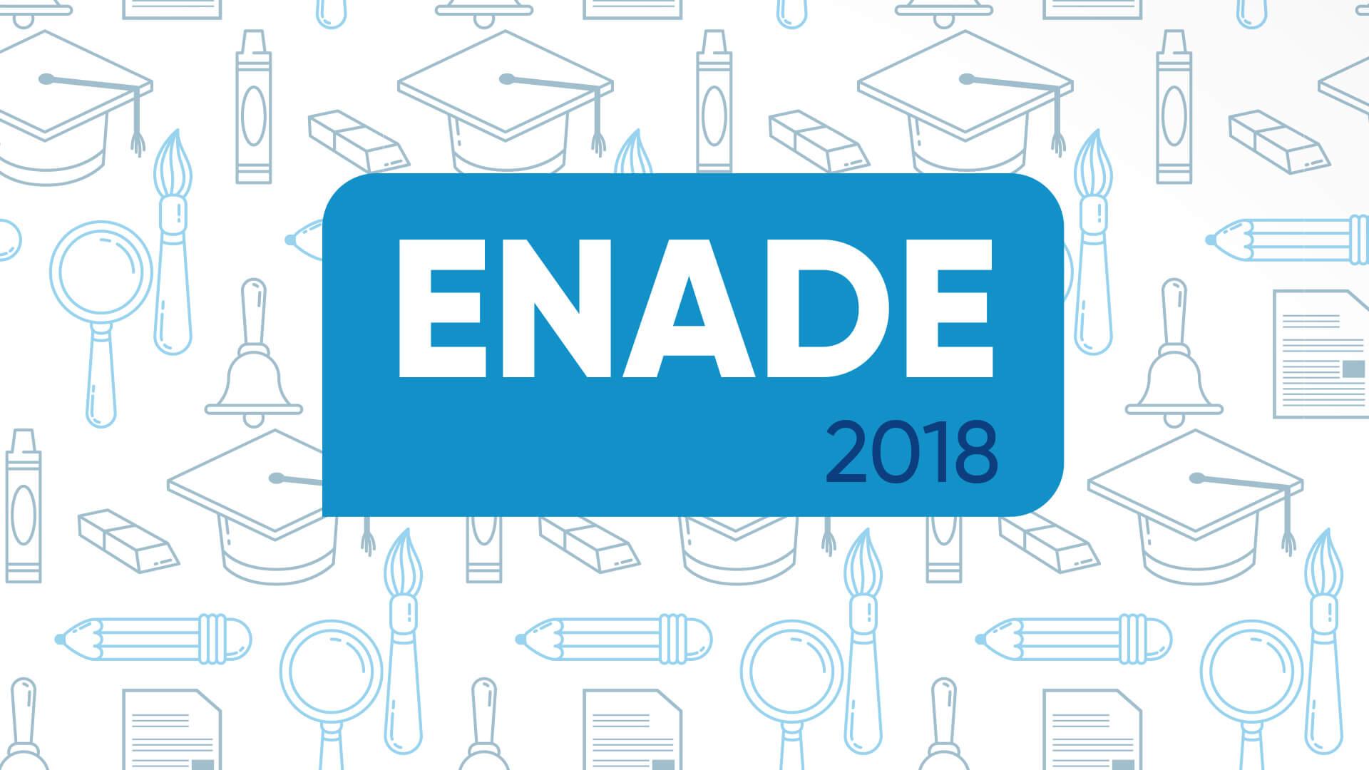 Acadêmicos faltantes no Enade 2018 deverão justificar ausência
