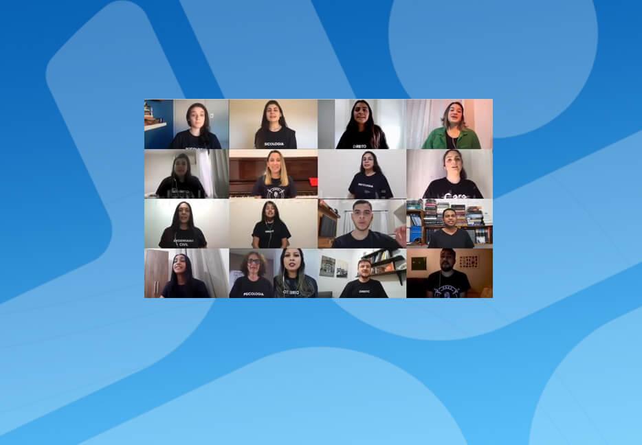 Coro UNIFEBE lança vídeos musicais durante a quarentena
