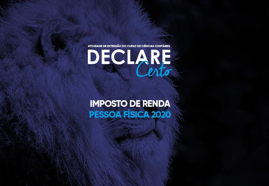 Curso de Ciências Contábeis da UNIFEBE promove o Declare Certo