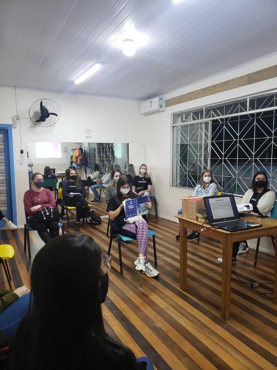 Curso de Pedagogia realiza visitas técnicas em espaços educacionais não formais