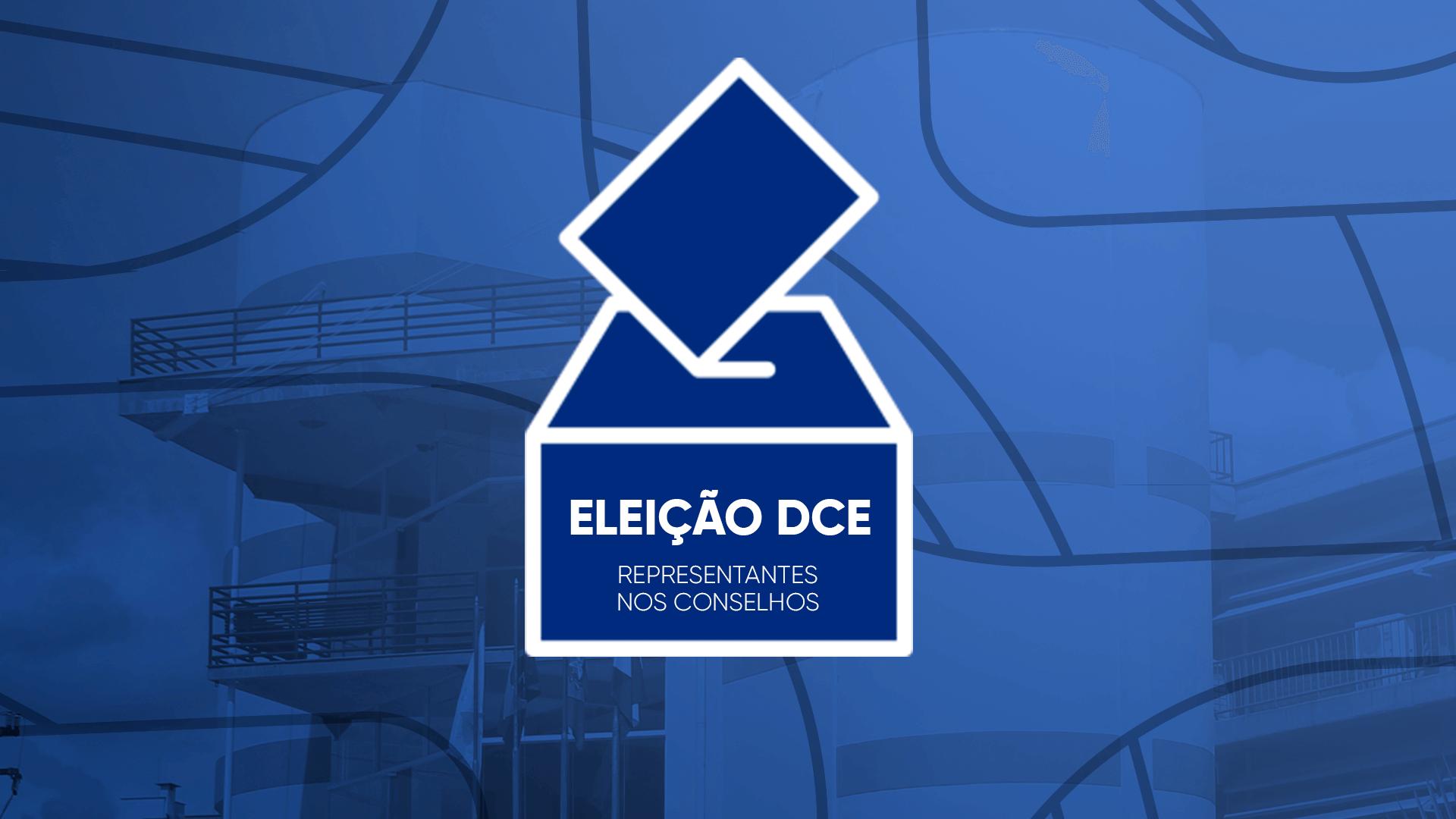 DCE abre inscrições para representação em conselhos