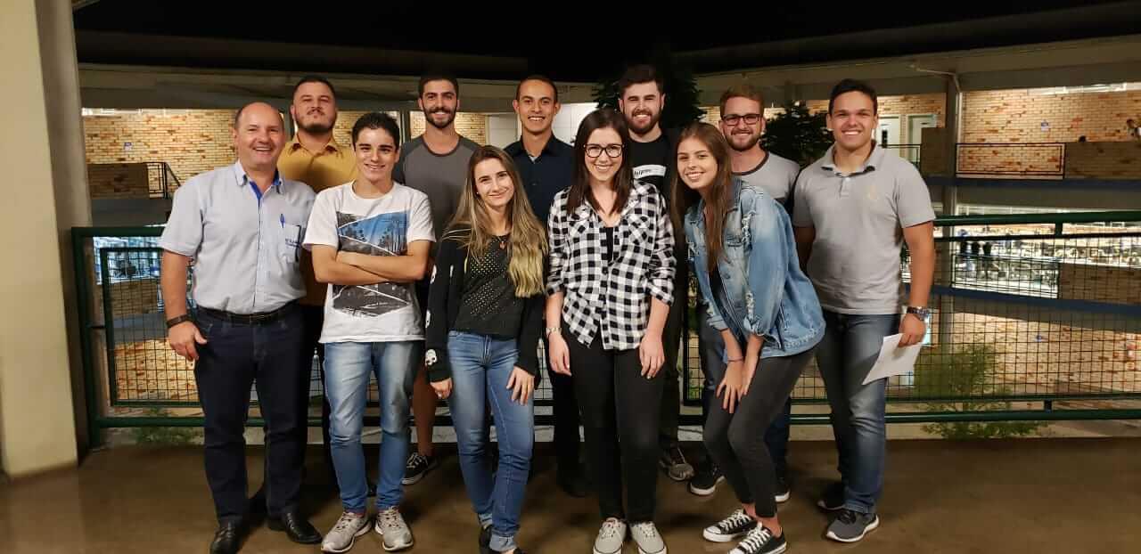 DCE da UNIFEBE tem nova diretoria