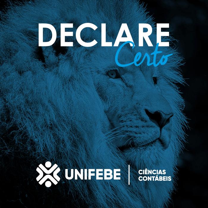 Declare Certo UNIFEBE orienta comunidade sobre nova data final para Declaração do Imposto de Renda