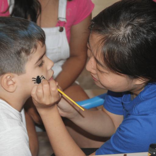 Dia da família na escola - Aluna de Publicidade - Janaína (64) copiar