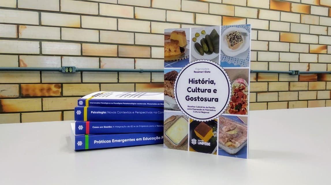 Editora UNIFEBE realiza lançamento de livros