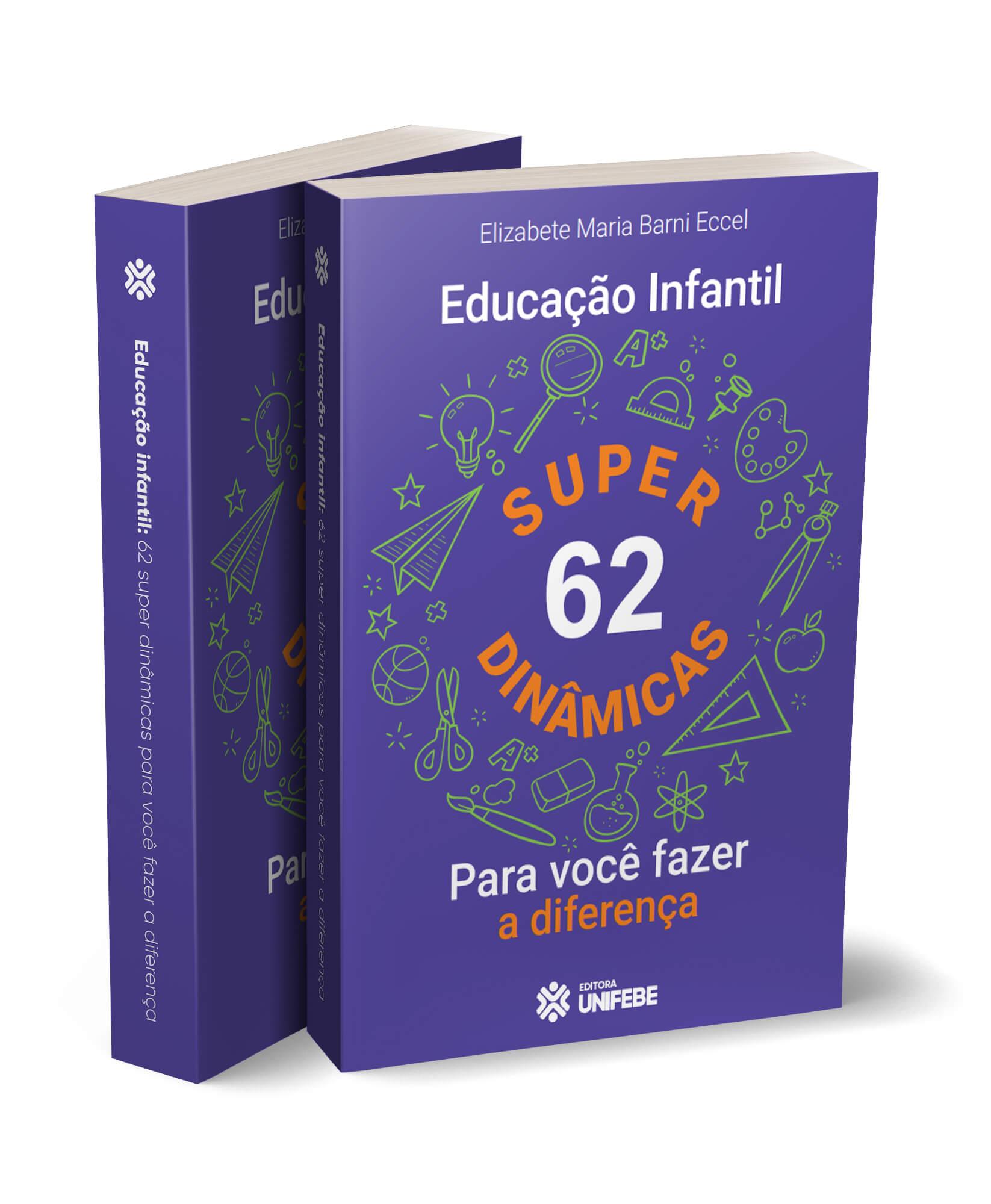 educação infantil 62 super dinâmicas