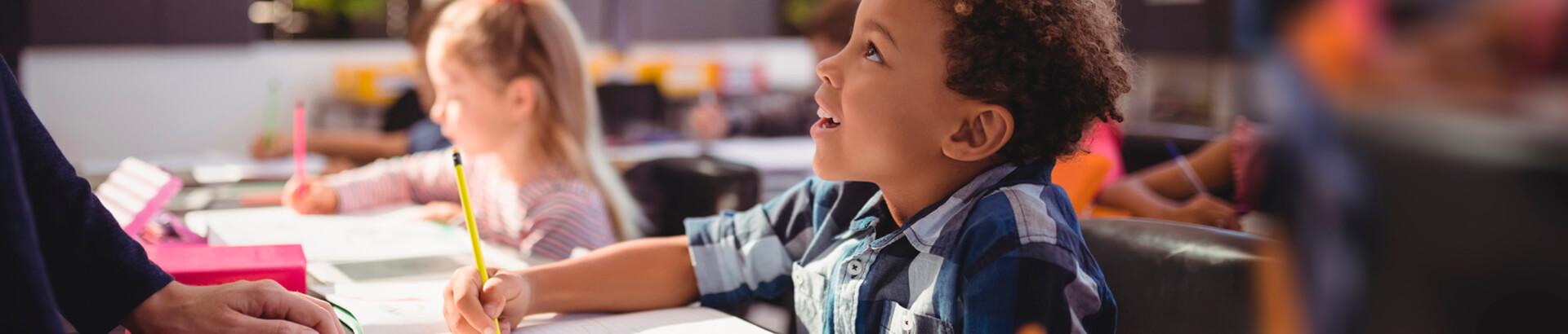 Landing Page Desktop Educação Infantil - UP