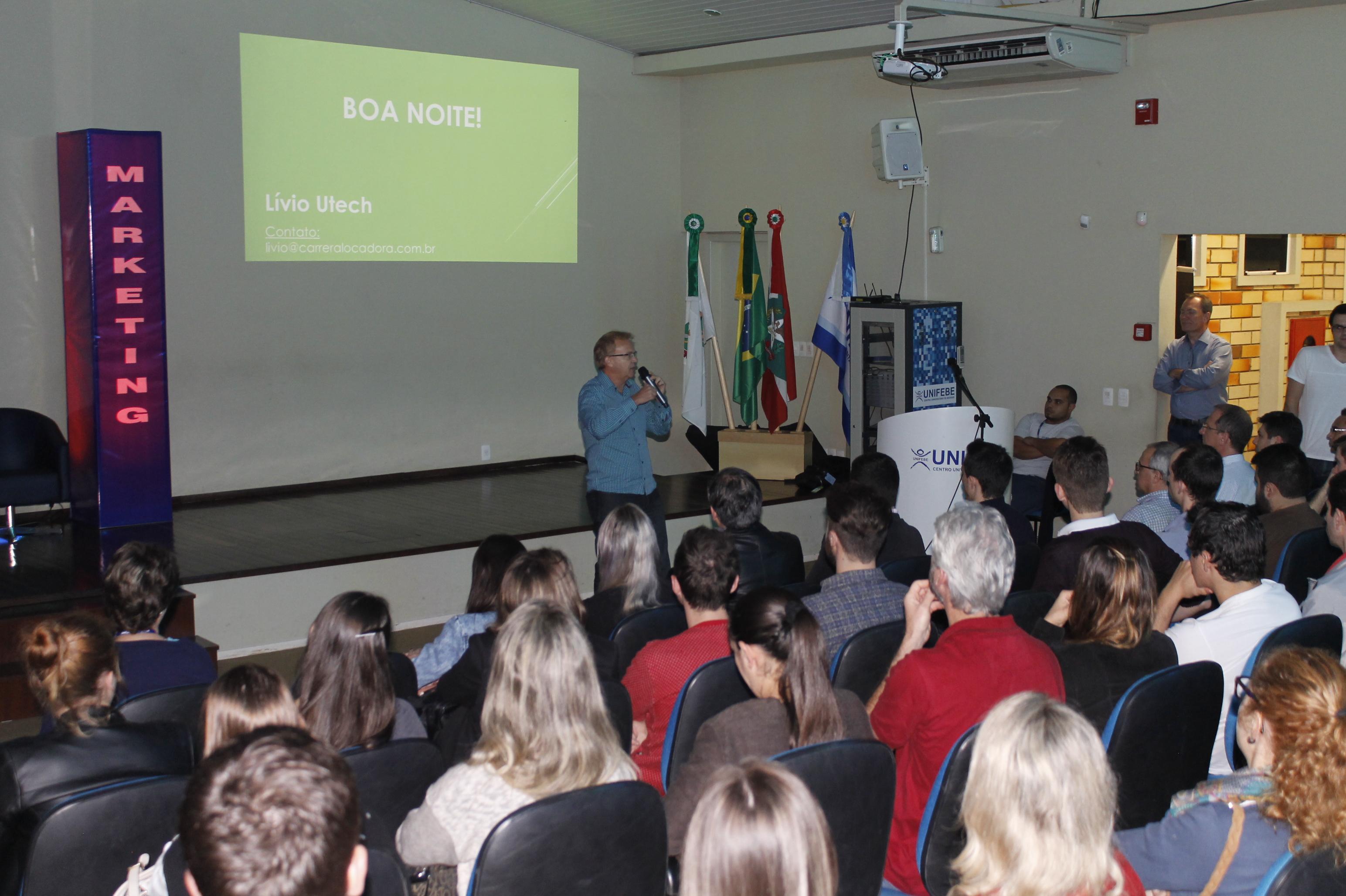 Desafios e oportunidades encerram 3º Seminário de Empreendedorismo e Marketing