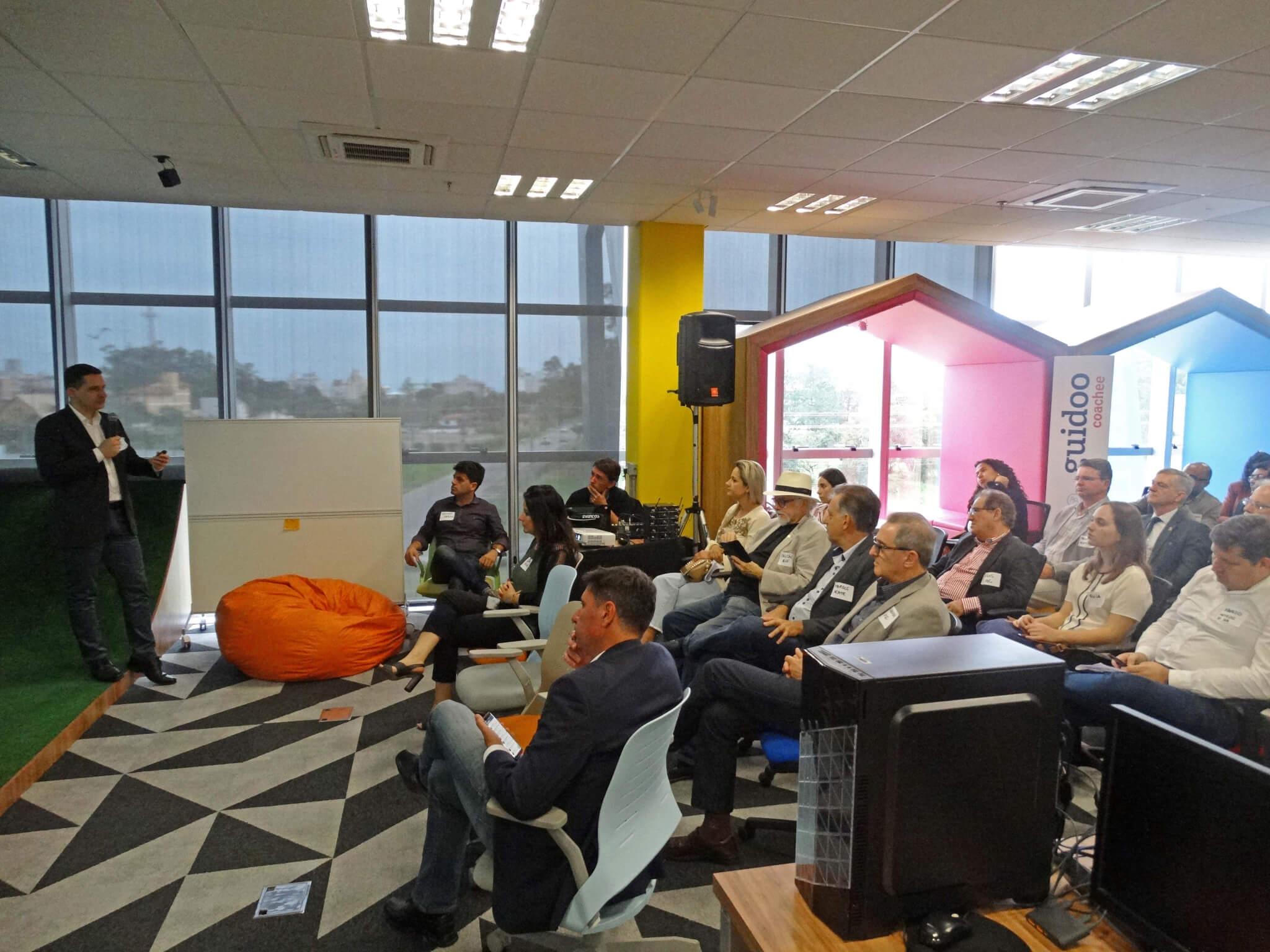 Encontro discute inovação em Santa Catarina