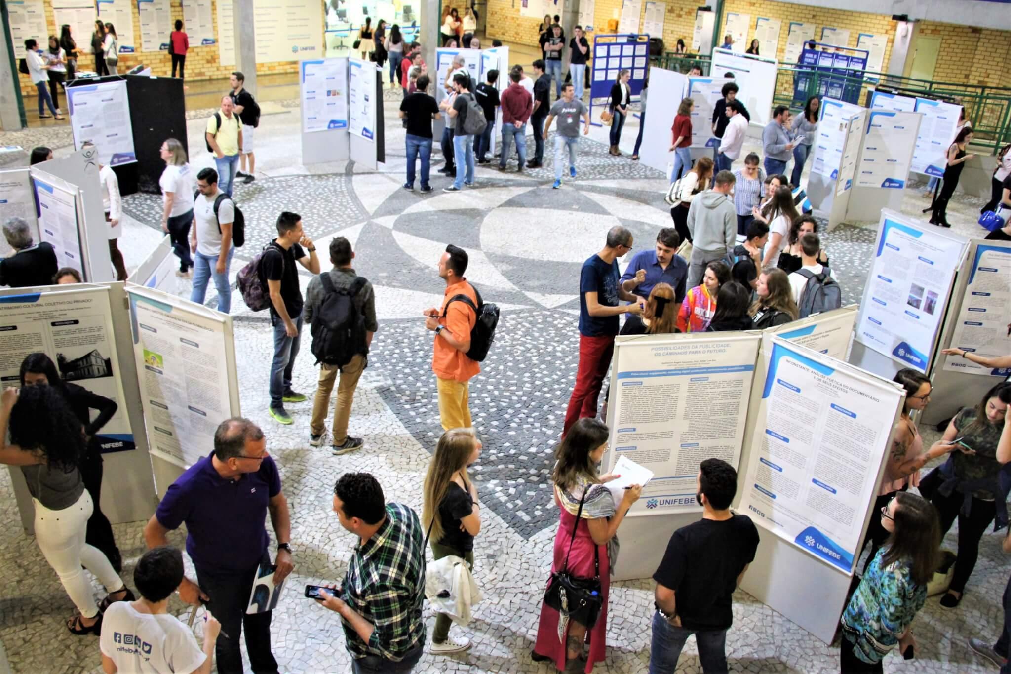 Maior evento científico da UNIFEBE será realizado na próxima semana