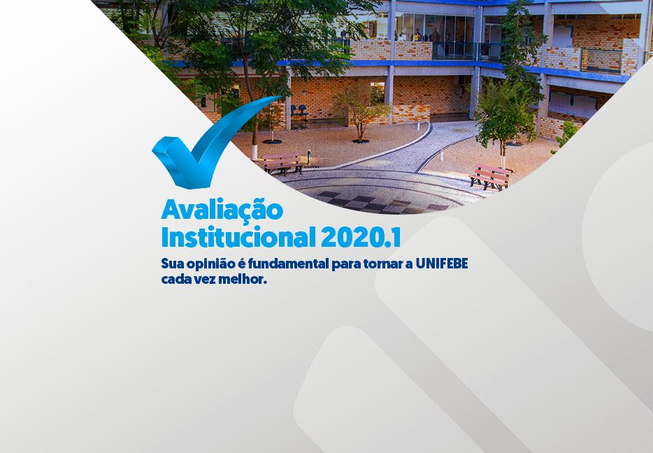Estudantes têm até dia 27 de julho para responder à Avaliação Institucional 2020.1