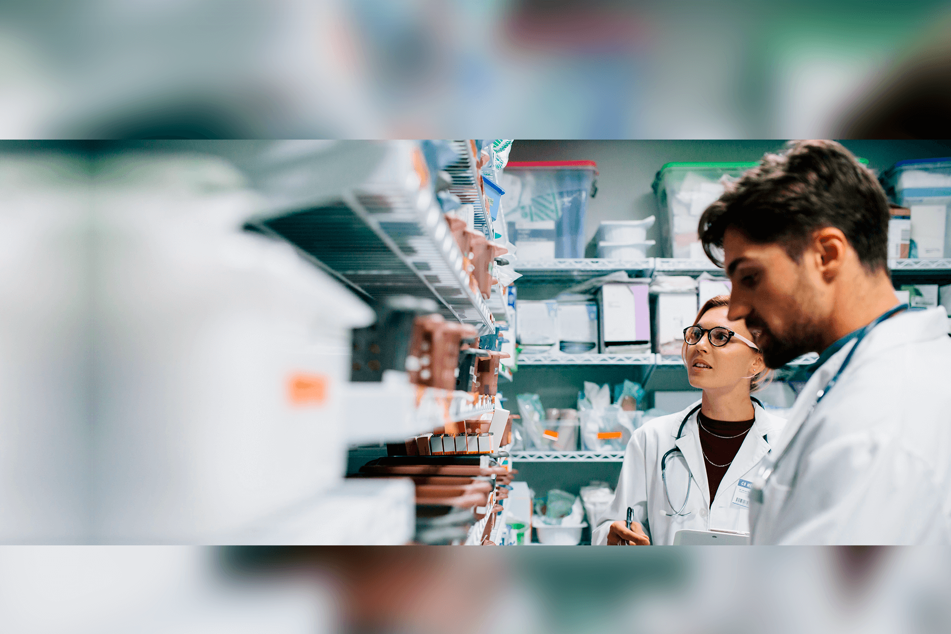 Farmácia Hospitalar e Clínica