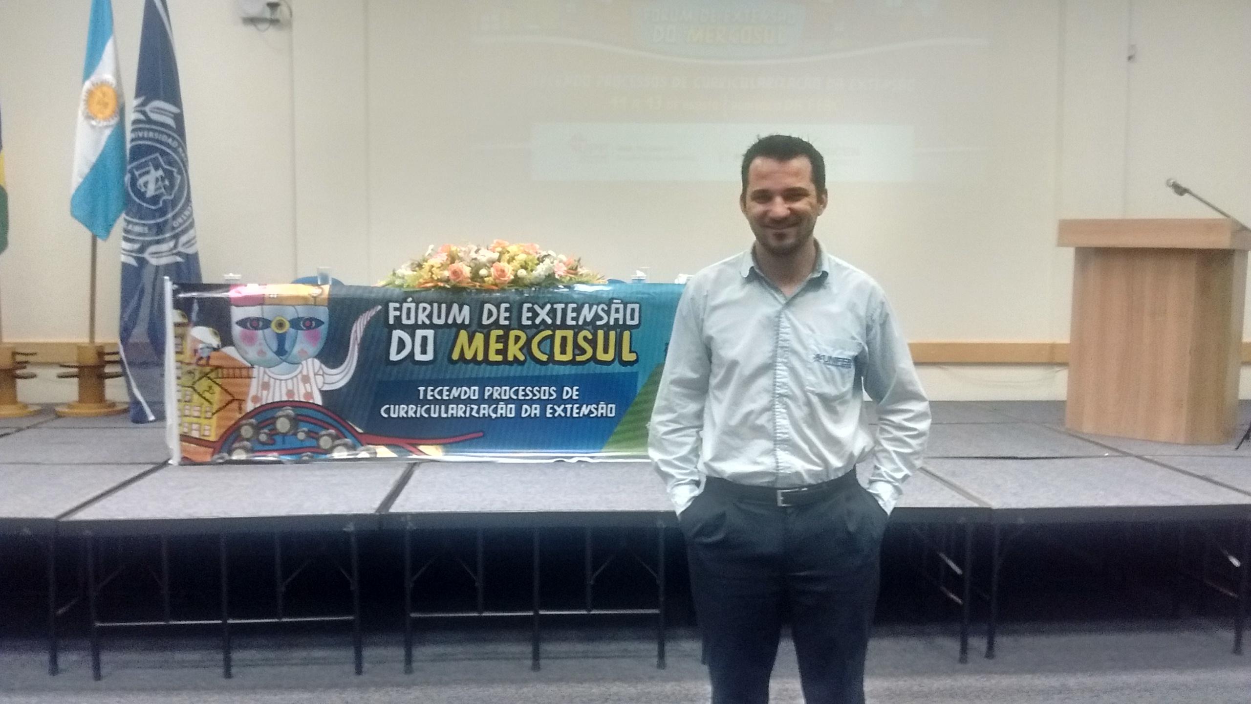 UNIFEBE participa de Fórum de Extensão do Mercosul