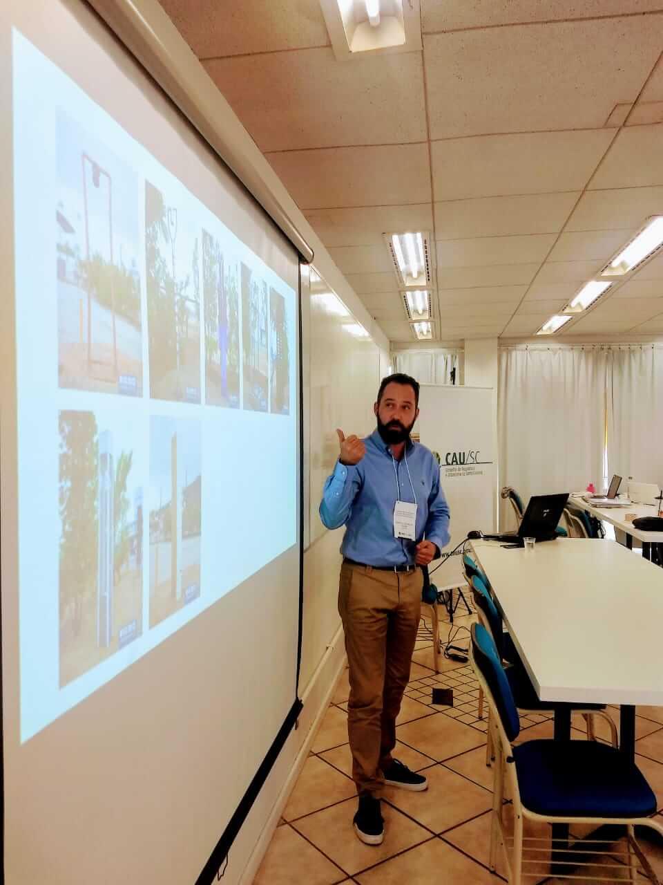 UNIFEBE participa do 2º Encontro de Coordenadores de Curso de Arquitetura e Urbanismo de Santa Catarina