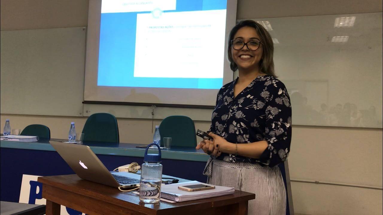 Tese de Doutorado de professora da UNIFEBE é aprovada em Florianópolis