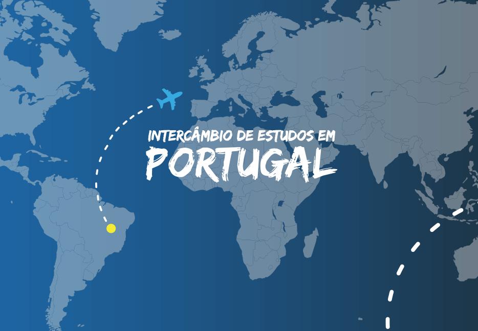 Inscrições abertas para o programa de intercâmbio em Portugal