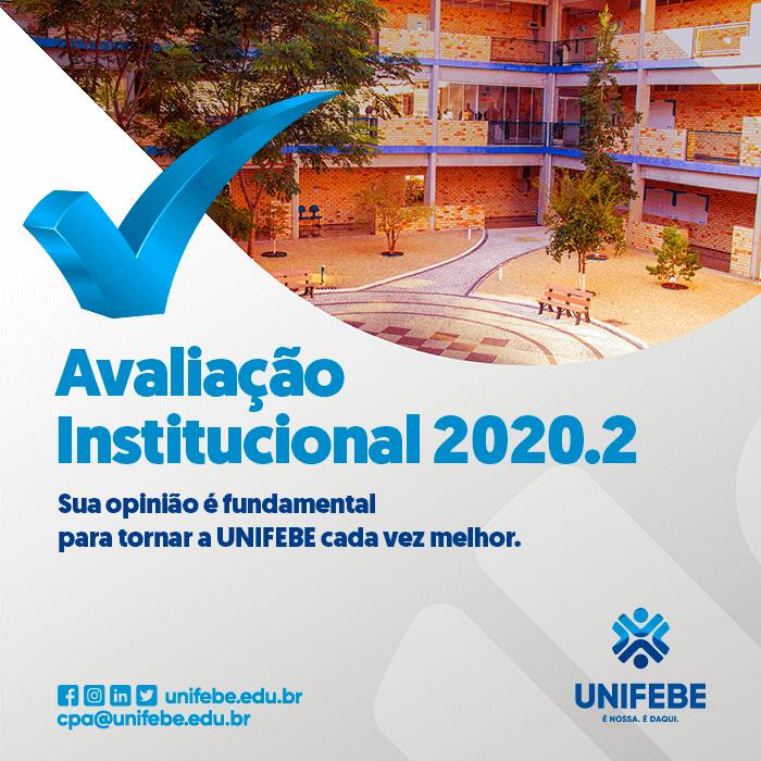 Confira os resultados da Avaliação Institucional 2020.2