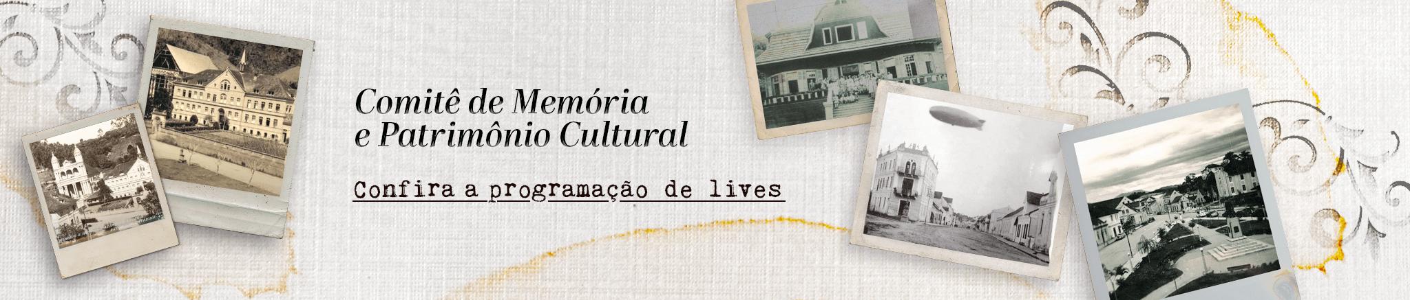 DESKTOP Banner site - Comitê de Memória e Patrimônio Cultural 2